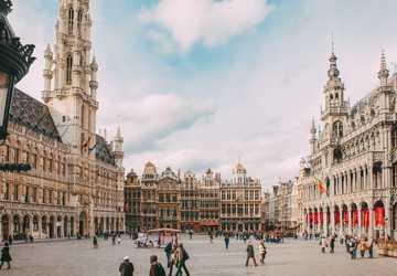 Tòa thị chính Brussels