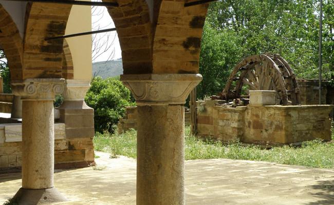 cảnh đẹp ở châu âu - khu Kampos, Hy Lạp