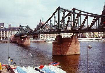cầu sắt eiserner steg - ảnh đại diện
