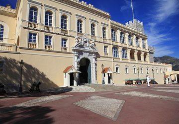 Ngẩn ngơ trước sự tráng lệ của cung điện hoàng gia Monaco