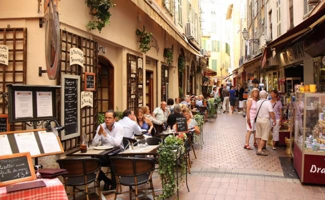 khu phố cổ vieux nice - 1