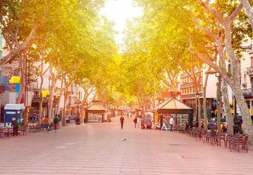 """Khám phá """"hơi thở"""" của Barcelona – Khu phố La Rambla"""