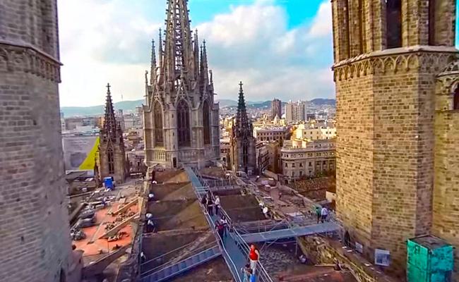 nhà thờ barcelona cathedral - giá vé