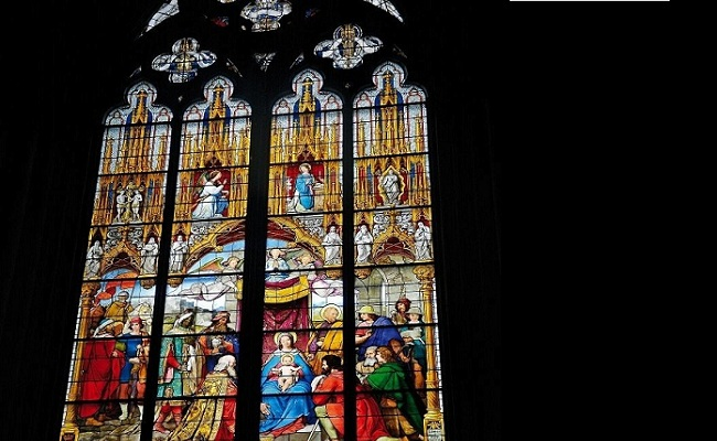 nhà thờ Dom - trang trí