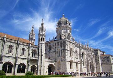 Tu viện Jeronimos – Điểm giao thoa giữa kiến trúc Gothic và Phục Hưng