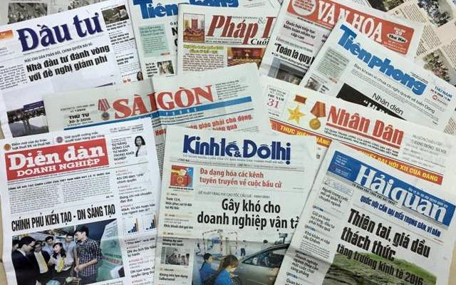 Báo chí nói về Dế Việt
