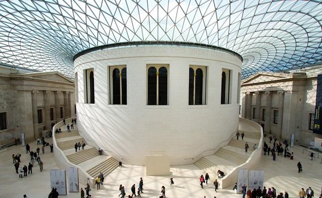 Kiến trúc của bảo tàng British