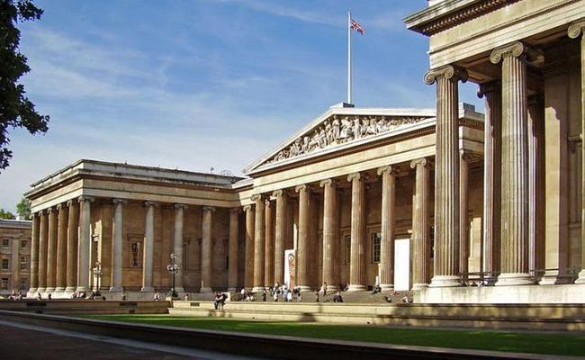 Bảo tàng British – Bộ sưu tập đắt giá của nhân loại