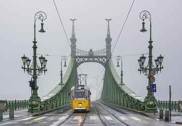 cầu liberty bridge