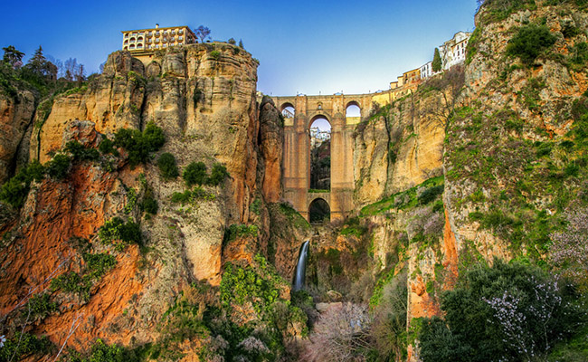 Cầu Puente Nuevo, Ronda - Tây Ban Nha