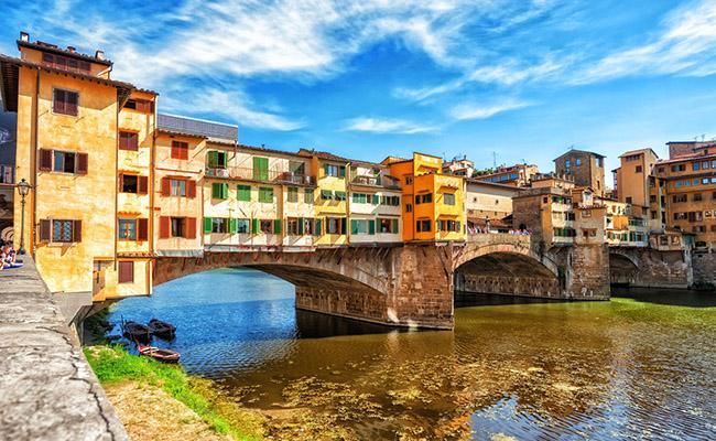Ponte Vecchio, Thành phố Florence, Ý