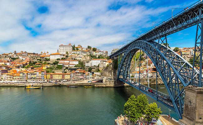 Cầu Luis 1, Porto - Bồ Đào Nha