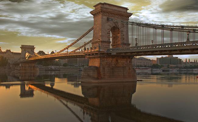 Cầu Xích, Budapest, Hungary