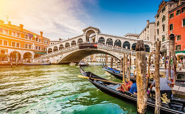 Cầu Rialto, Venice - Ý