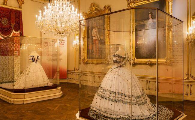 cung điện hofburg - bảo tàng sisi