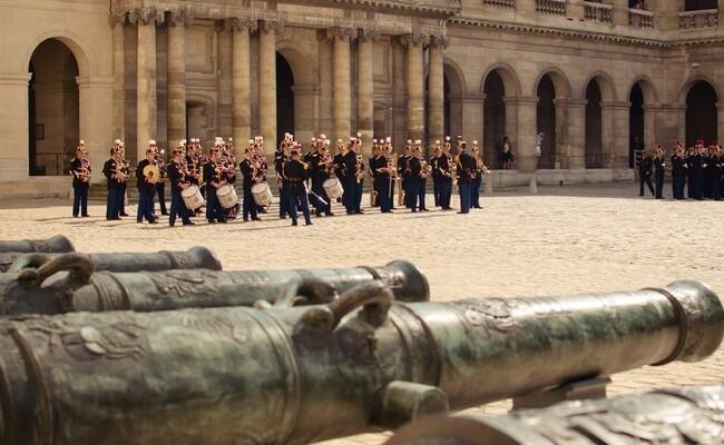 bảo tàng quân đội pháp