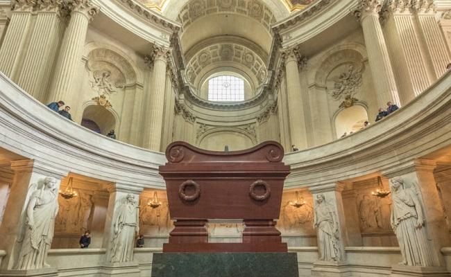 mộ napoleon bonaparte