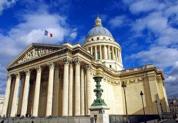 điện pantheon