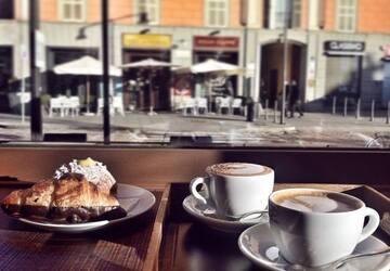 kinh đô thời trang milan - quán cafe