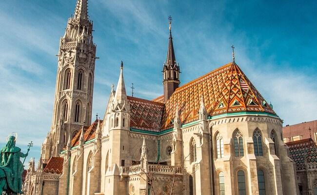 nhà thờ matthias lịch sử