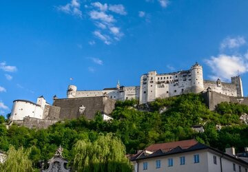 pháo đài hohensalzburg fortress