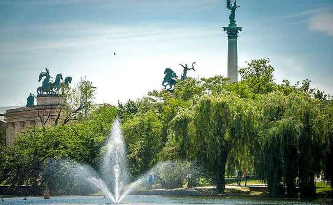 công viên városliget