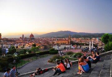 Quảng trường Piazzale Michelangelo