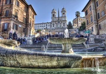Quảng trường Tây Ban Nha
