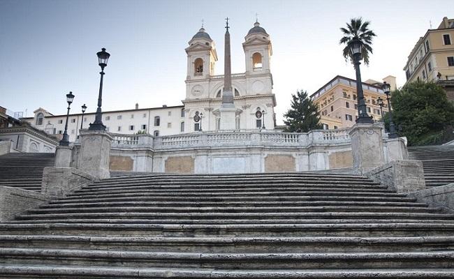 quảng trường tây ban nha - spanish steps