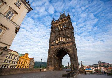 Tháp Cầu thị trấn Cổ