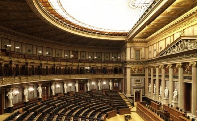 tòa nhà quốc hội austrian parliament building lịch sử