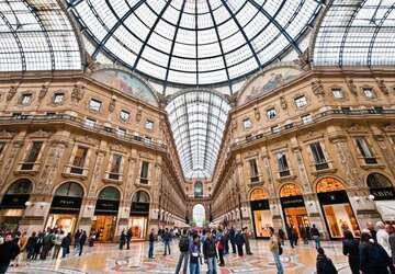 Trung tâm mua sắm Vittorio Emanuele II