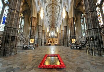 Tu viện Westminster – Cực phẩm kiến trúc tại xứ sở xương mù