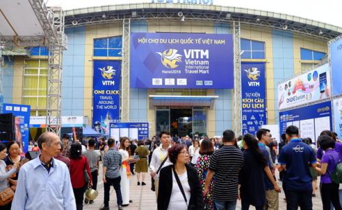 Hội chợ du lịch quốc tế VITM là hoạt động được cộng đồng yêu du lịch đón nhận hàng năm.