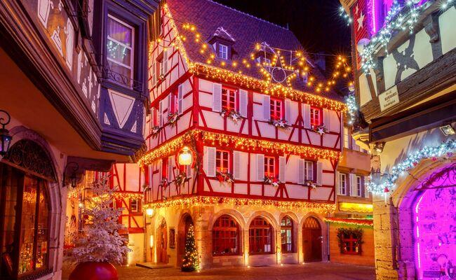 Giáng Sinh tại Colmar