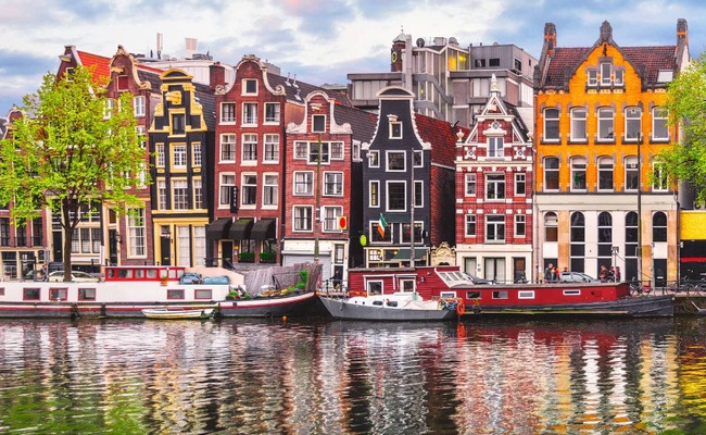 Tour trọn gói Pháp - Bỉ - Hà Lan -Đức mùa thu 2019