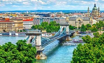 Tour ghép xanh dương + đỏ: Pháp - Đức - Séc - Slovakia - Hungary - Áo - Thụy Sĩ 11 ngày