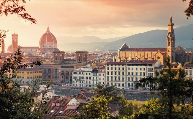 Florence mùa thu