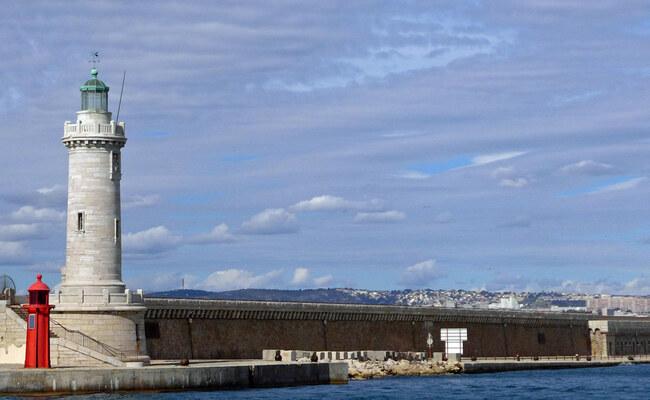Ngọn hải đăng Phare de Sainte Marie