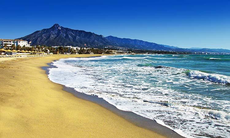 Bờ biển Costa del Sol