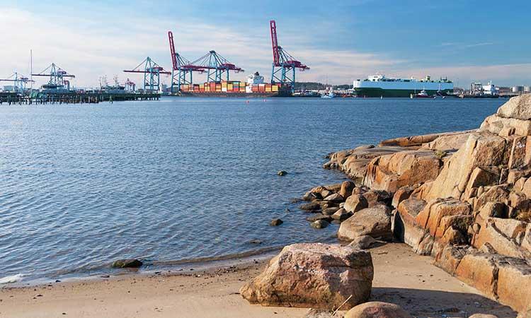 Cảng Gothenburg