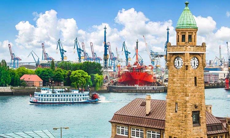 Cảng Hamburg