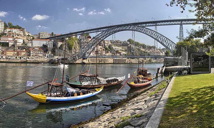 Cây cầu Ponte Luis I