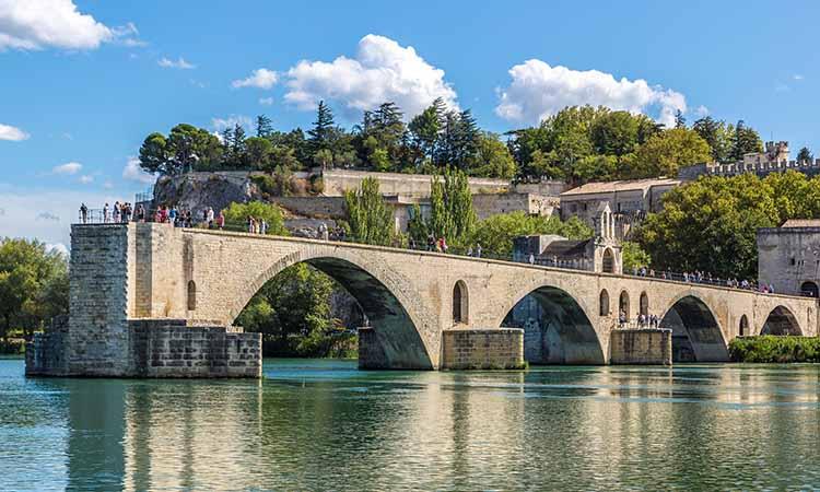 cầu Saint - Benezet