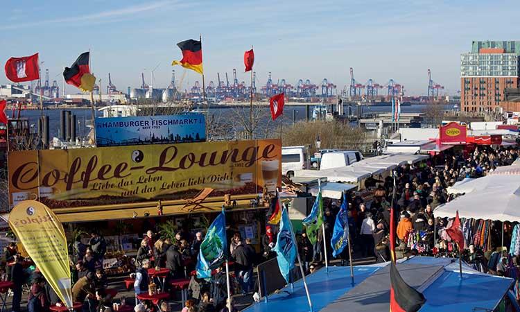 Chợ cá Fischmarkt