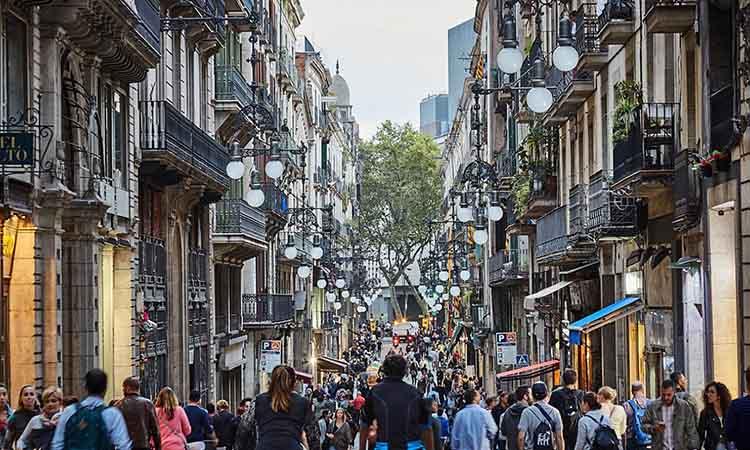 Con phố La Calle Ferran