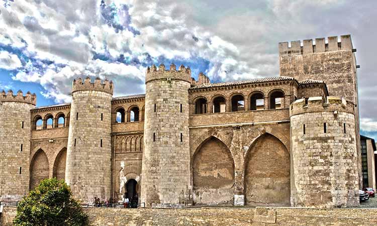 Cung điện Aljaferia - Palacio de la Aljafería