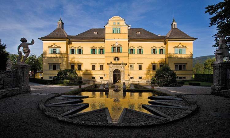 Cung điện Hellbrunn