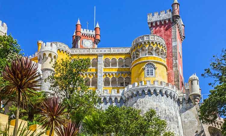 Cung điện Palácio da Pena