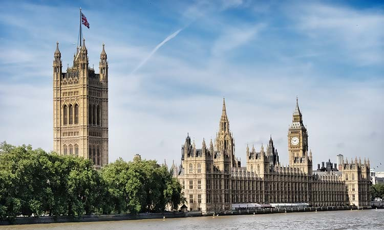 Cung điện Westminster có lịch sử lâu đời